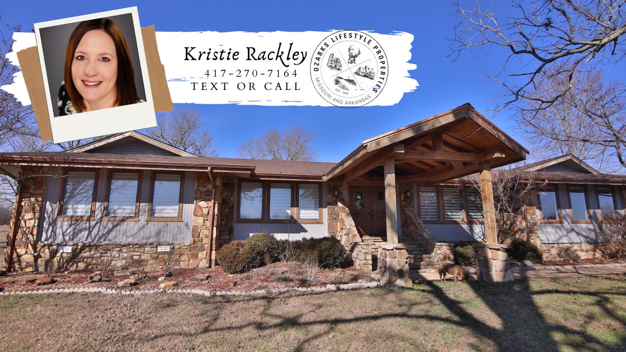Ranch Home with Land in Fulton Co