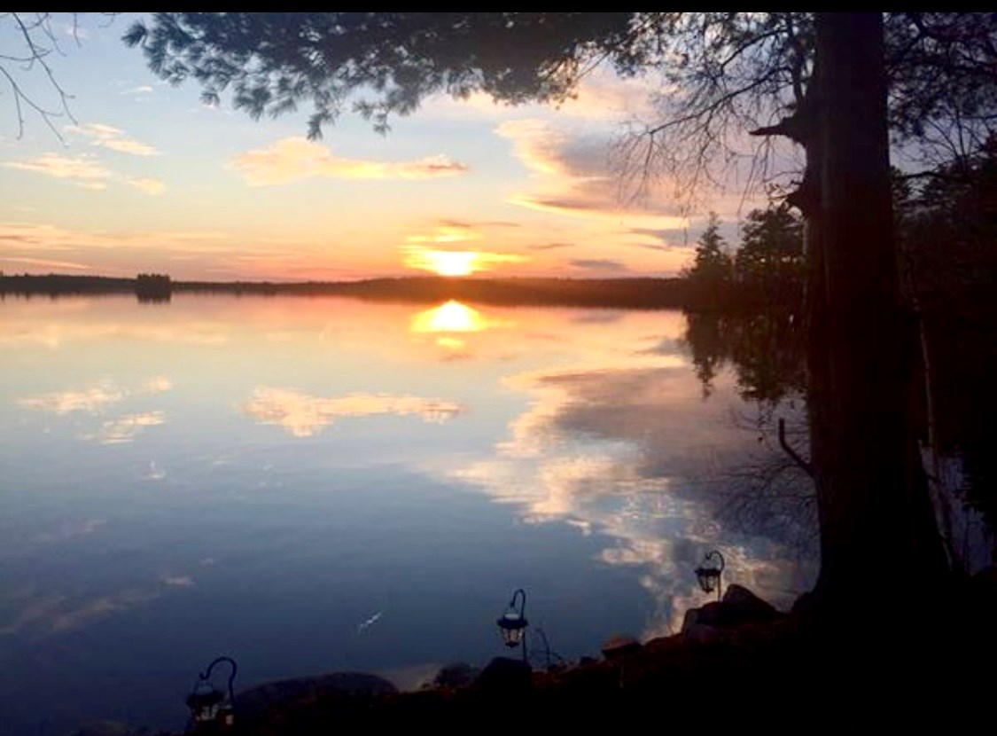 Cottage on Pushaw Lake for Sale