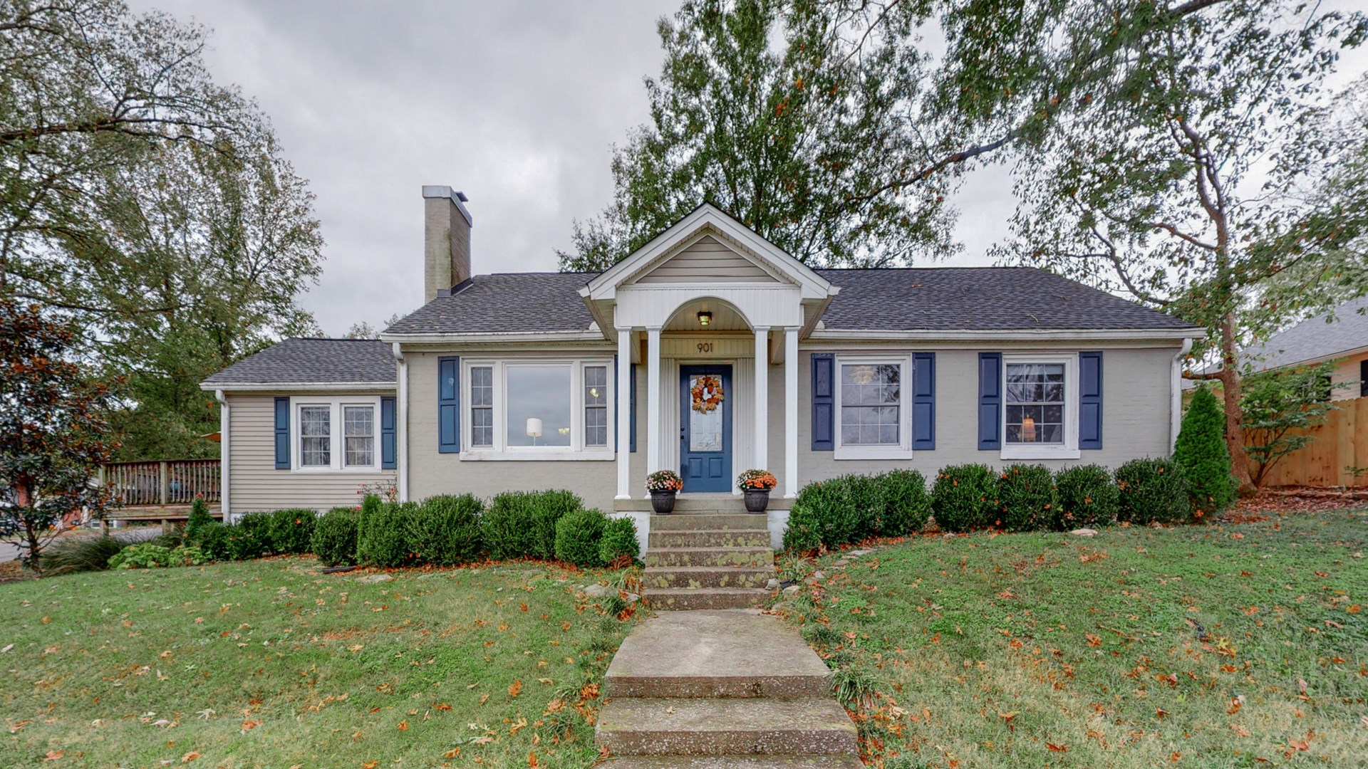 Home in Town for Sale in Columbia, Tennessee