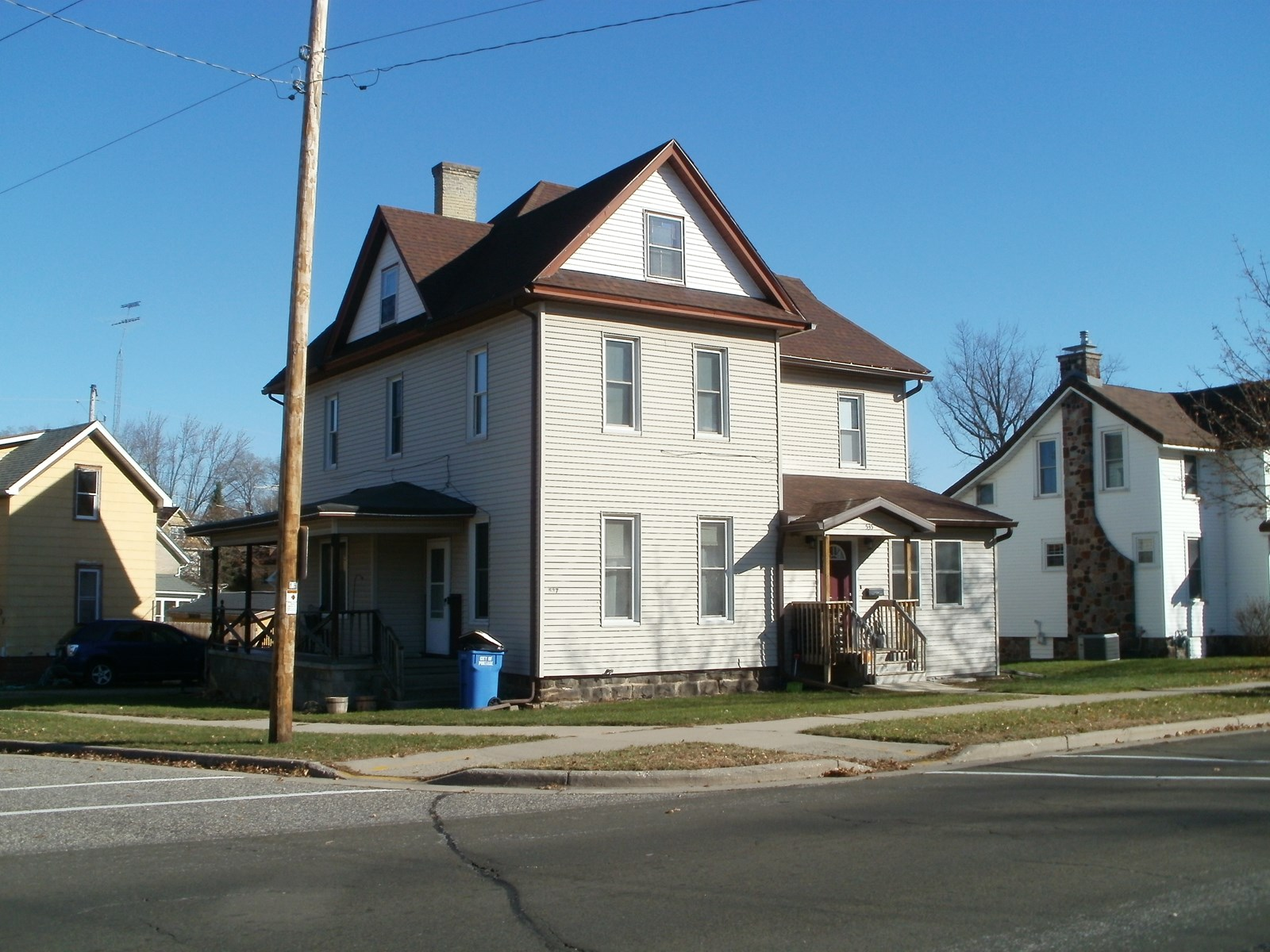 2 Unit Home in Portage WI, Columbia County for Sale