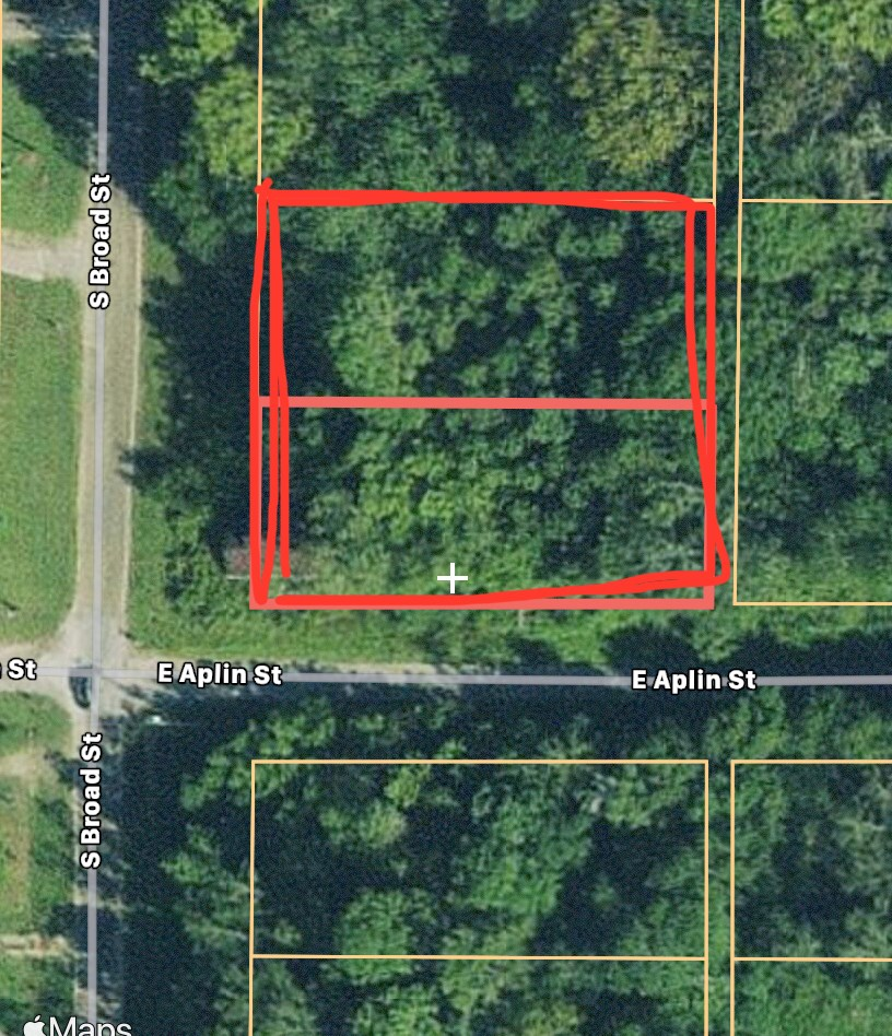 2 Lots For Sale in Town Samson AL - Homesite or Mobile Home