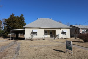 COUNTRY HOME FOR SALE IN COLDWATER, KANSAS
