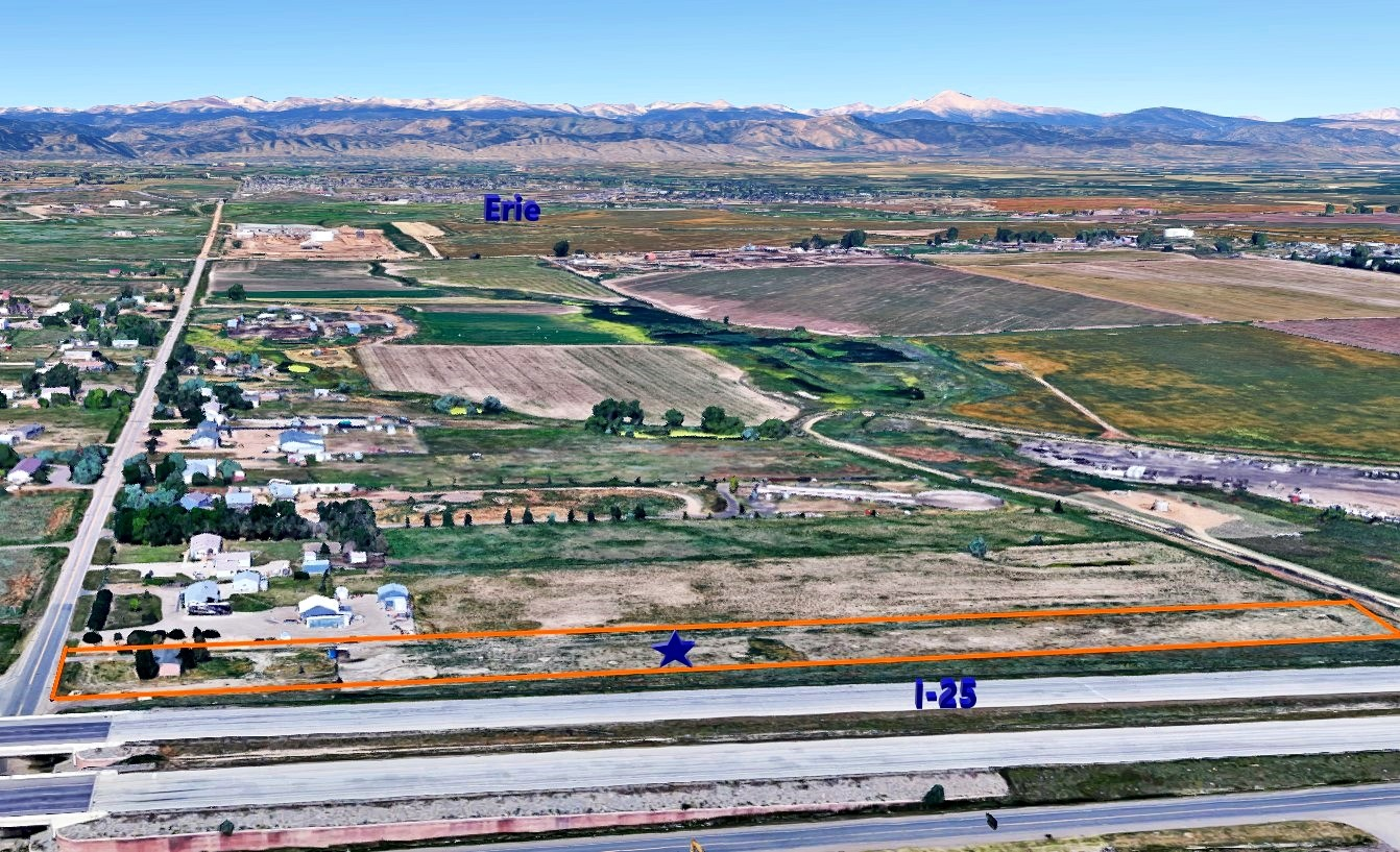 Erie Colorado Land for Sale - 3.47 Acres