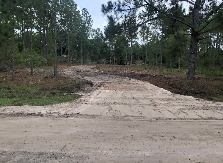 CLEARED VACANT LOT, 0.50 ACRE, CENTRAL FLORIDA, BUILD HOME
