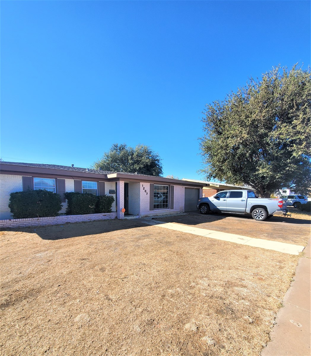 Recently Updated Home In Odessa Texas
