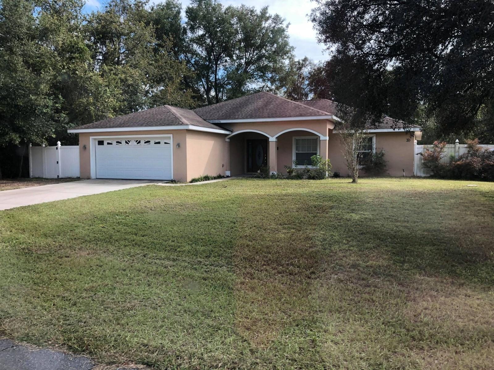 Homes Only! 4 BR/2BA Block home Marion Oaks, Ocala, FL
