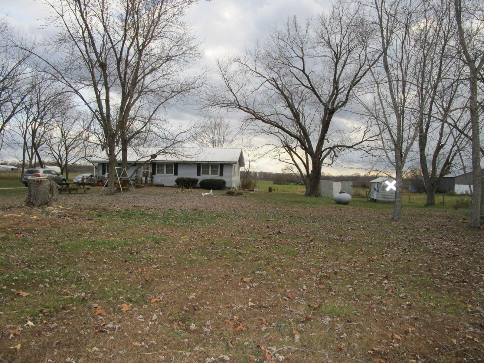 Mini- Farm for Sale in Southern Missouri Ozarks