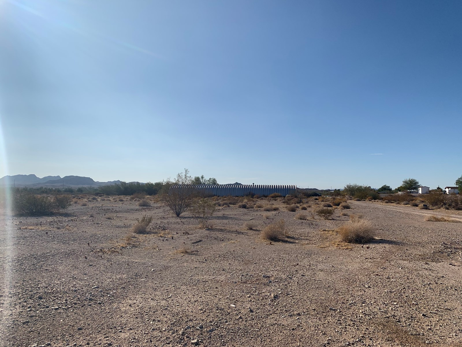 40 Acre Parcel Bouse, AZ  with well and septic