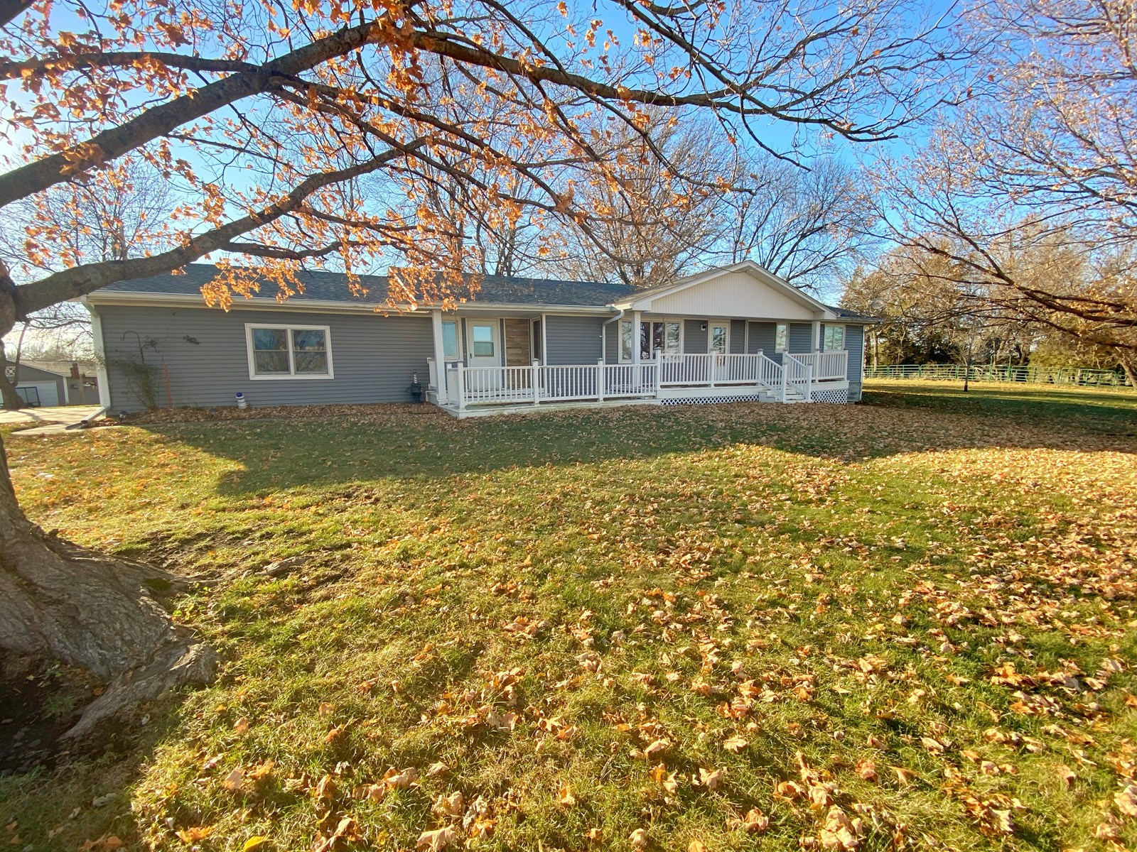 Acreage For Sale in Southern Iowa on the Edge of Clearfield