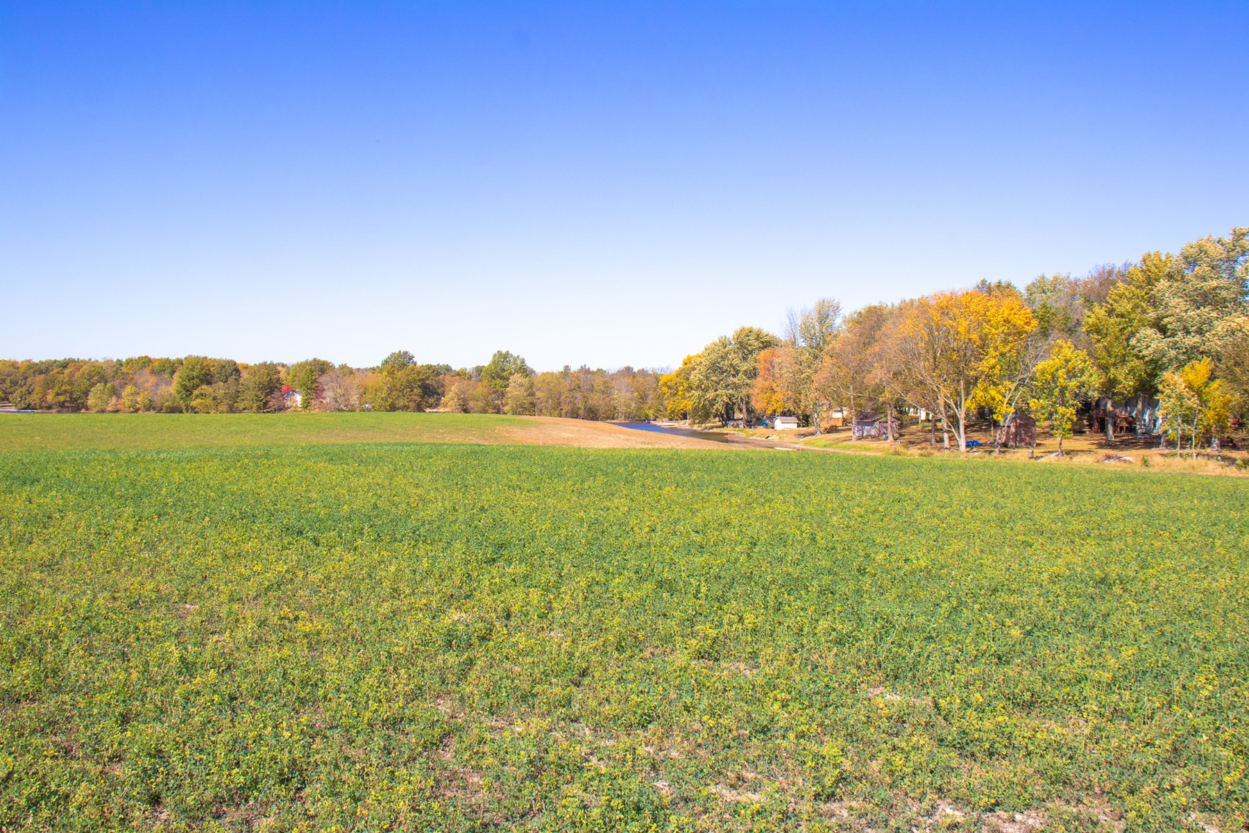 Timber Lake Estates Building Lot A in Taylorville Illinois