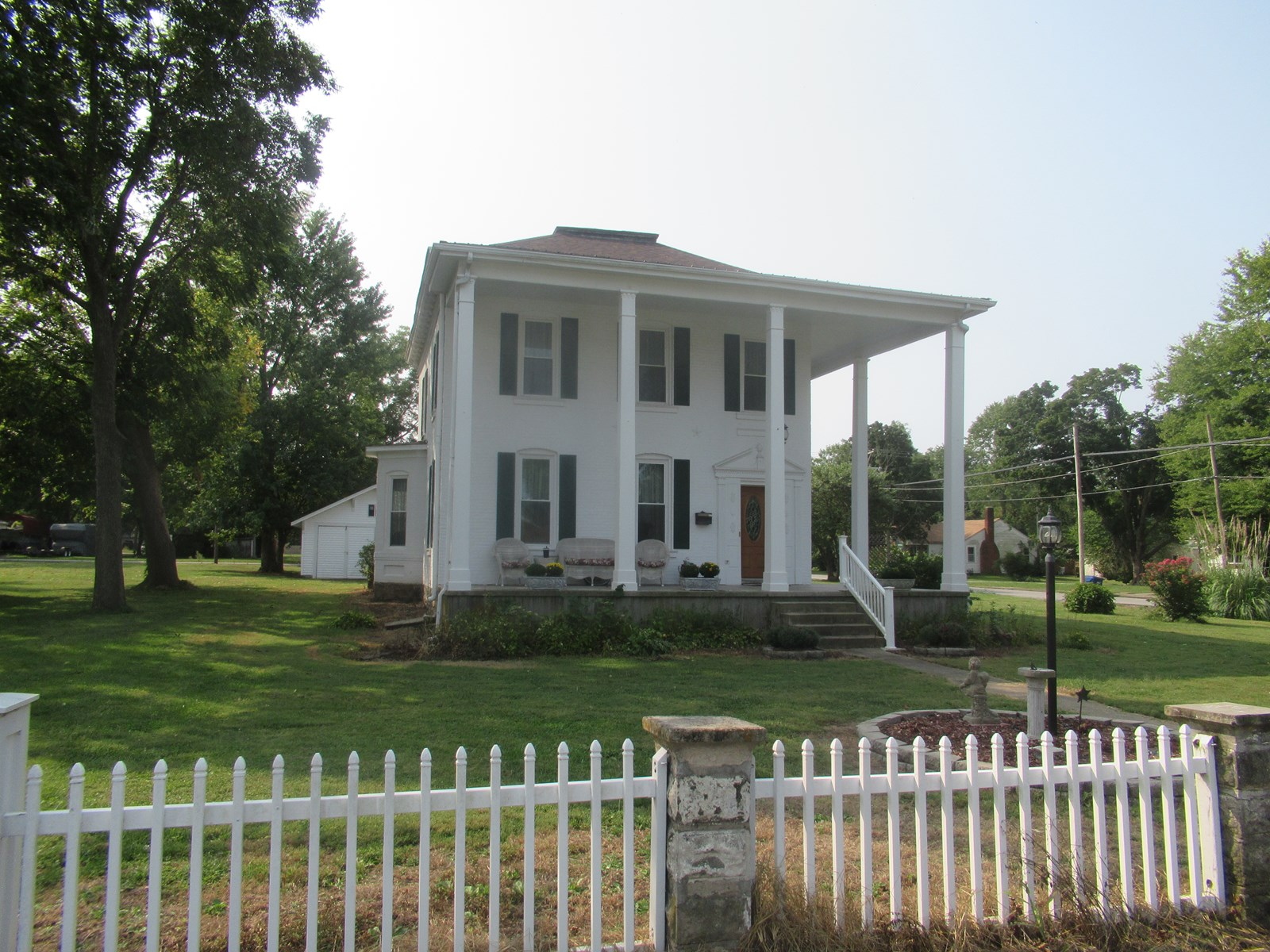 Historic Greenfield, Mo Home For Sale