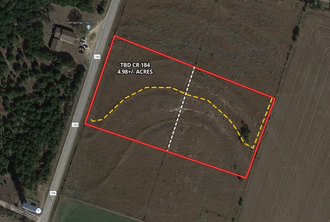Land for Sale in Central Texas - 4.98 Acres