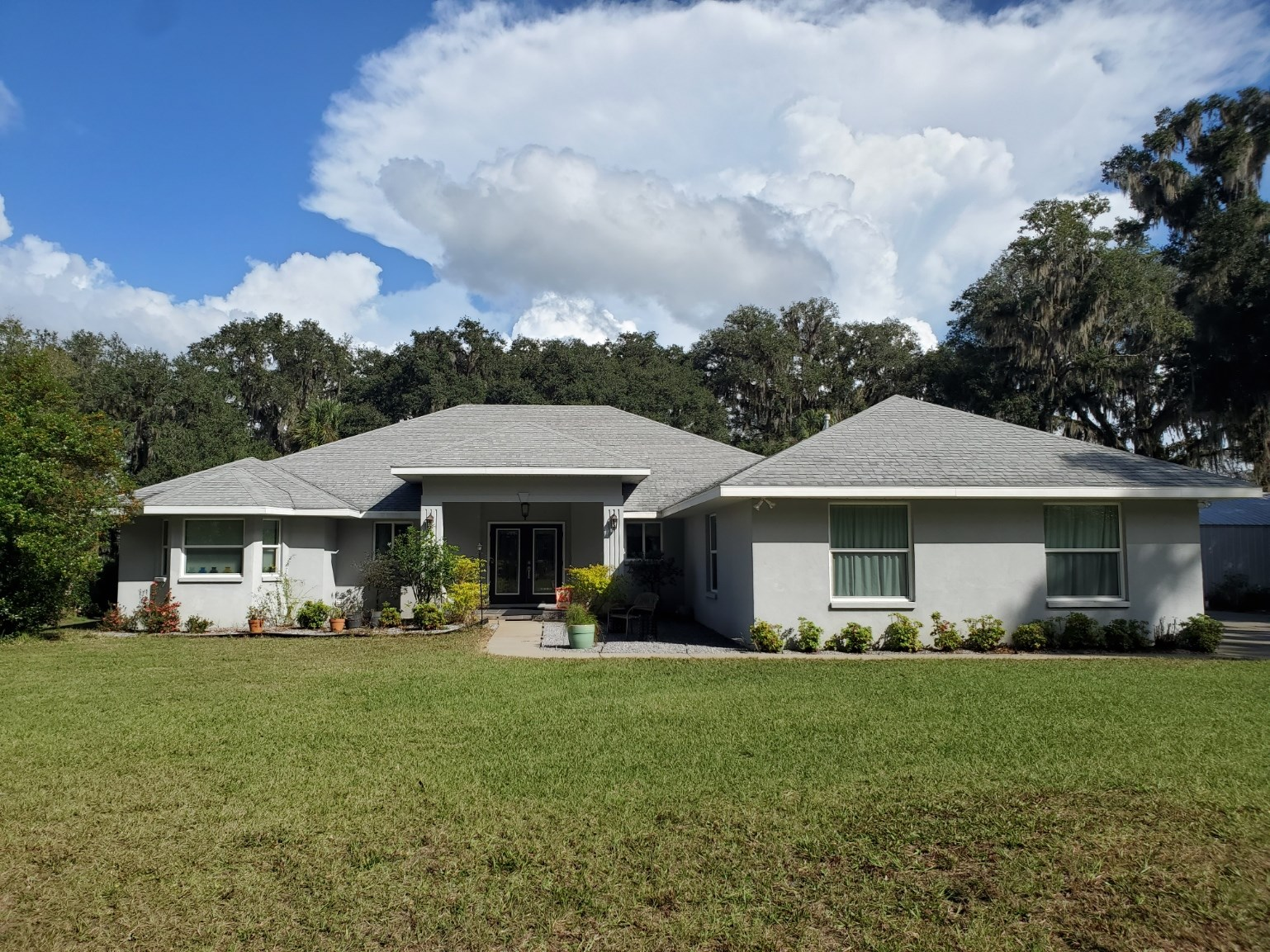 CB Home 2 acres 3BR/2BA on Long Pond, Chiefland, Levy County