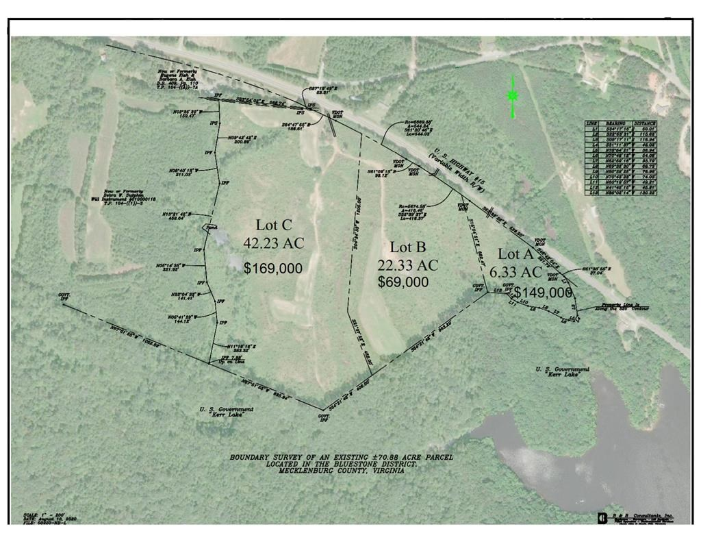 22 Acres On Kerr Lake, VA