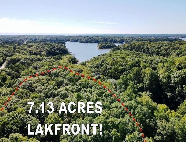 Lakefront Tract On Kerr Lake, VA