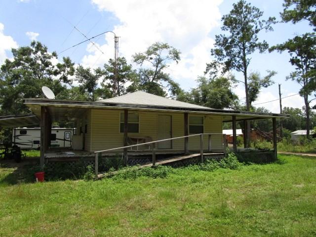 Remote cabin in Bristol FL near fishing and hunting