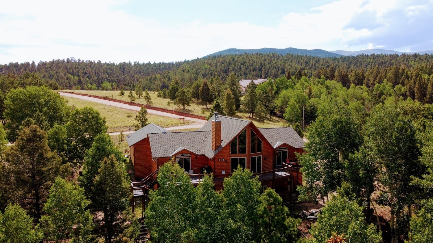 Majestic Mountain Property