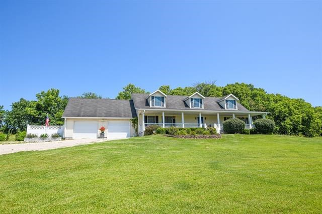 Cape Cod Style Home for Sale | Spencer, IN