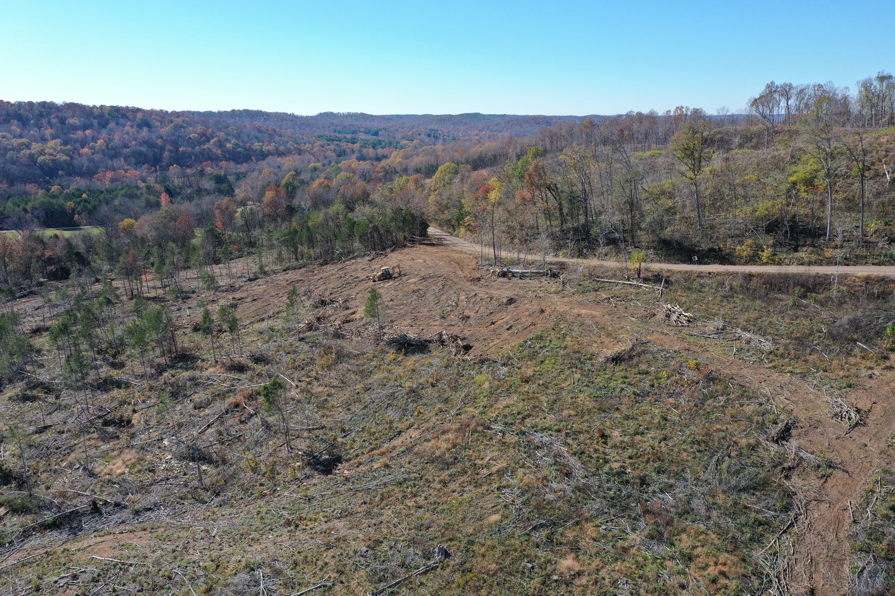 Unrestricted land for sale in Tennessee!