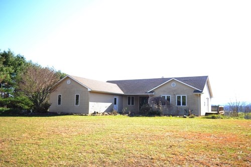 House on 5 acres in Wytheville, VA