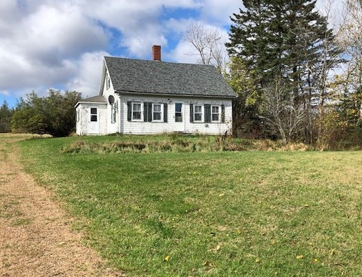 Farm Property For Sale in Downeast Maine