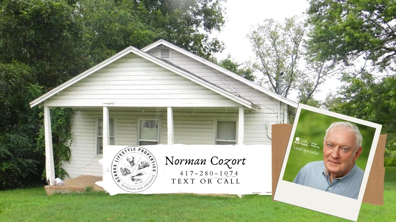 Commercial Residential Property For Sale Ozarks