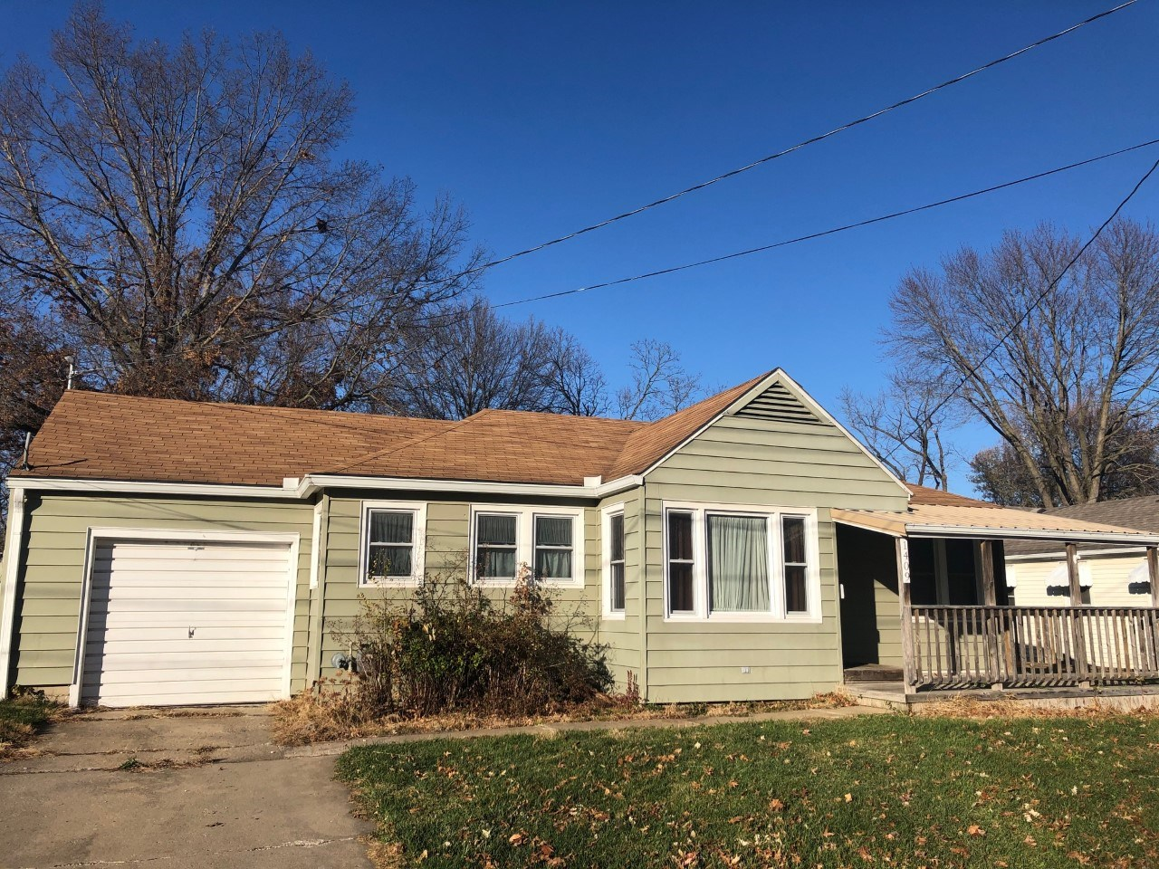 For Sale Ranch Home Dead End Street Chillicothe, MO