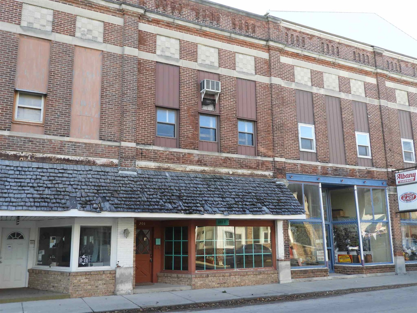 Commercial Building for Sale Albany, Indiana