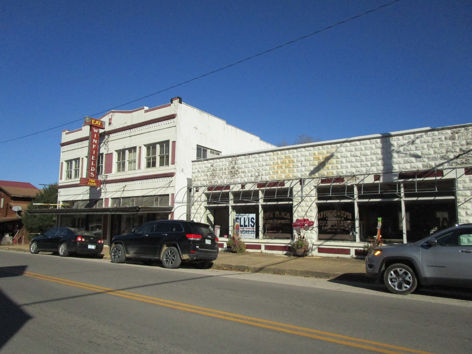 Commercial Buildings for Sale in Southern Missouri Ozarks