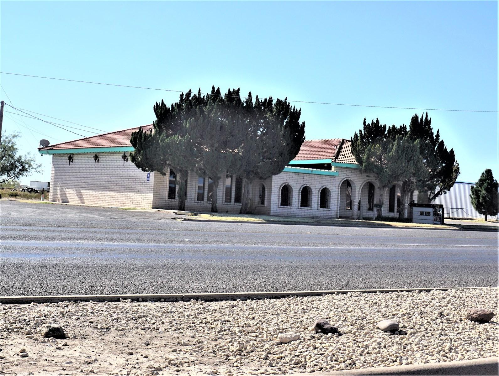 Restaurant for Sale - Dickinson Blvd. - Fort Stockton, TX