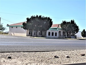TURNKEY RESTAURANT & BAR FOR SALE IN FORT STOCKTON, TX