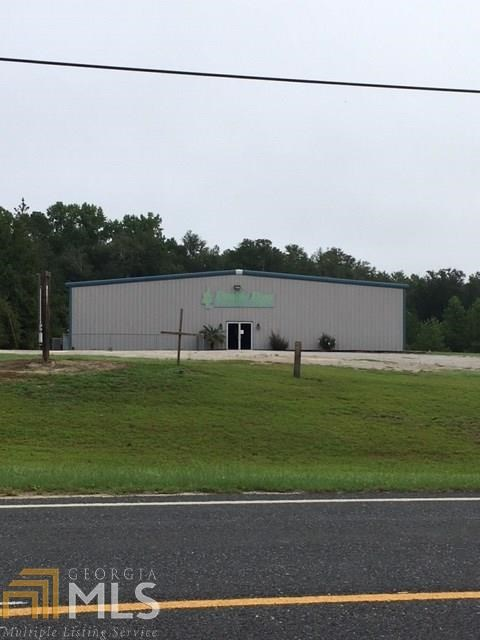 Commercial Property for Sale in Swainsboro, GA