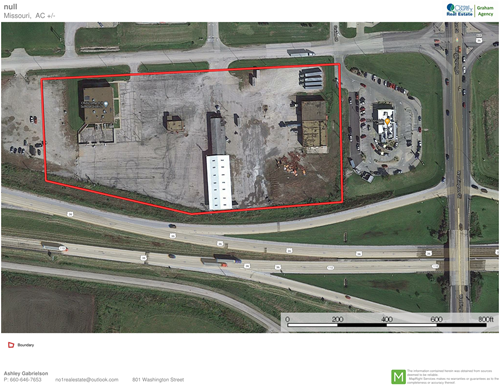 Chillicothe, MO Office Building with Hwy Frontage For Sale