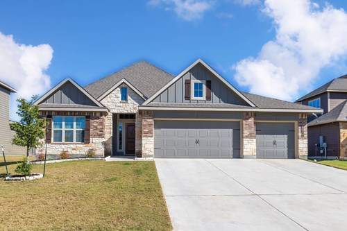 4 Bed 3 Bath Home for Sale Belton, TX Three Creeks