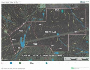 EAST TEXAS HUNTING/RECREATIONAL/TIMBER LAND FOR SALE