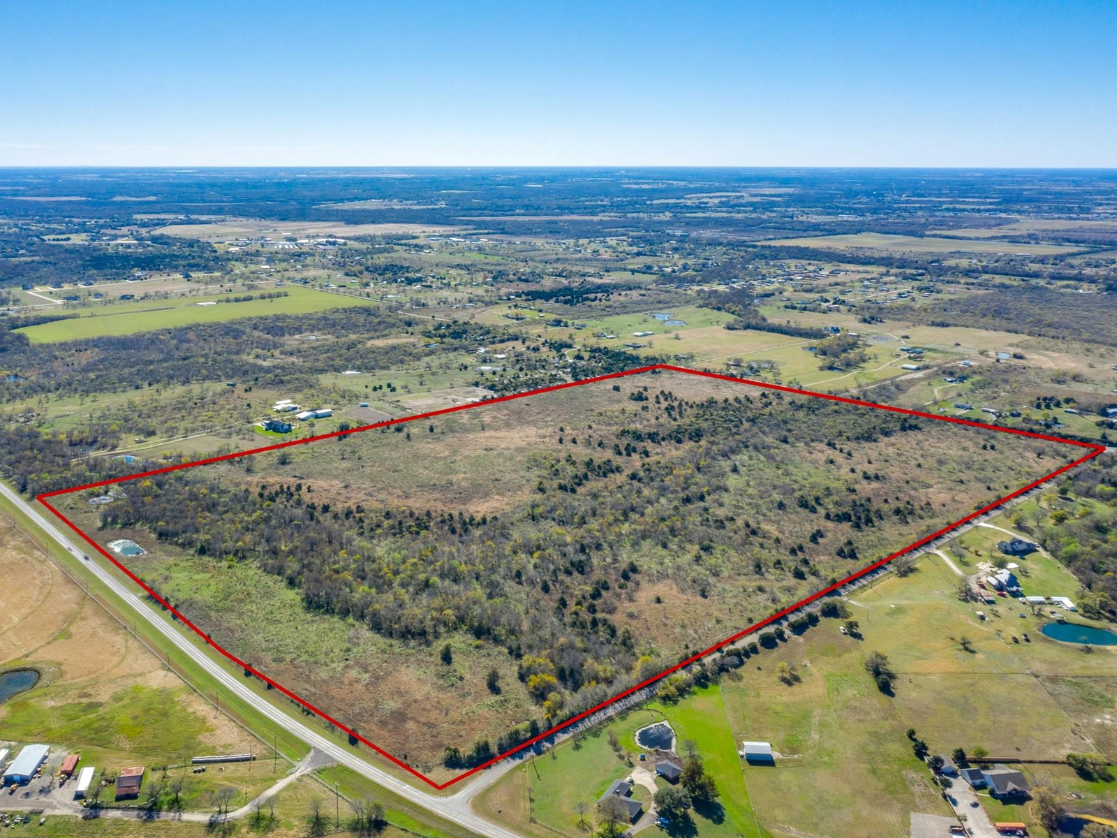UNDER CONTRACT - Development Land For Sale in Royse City, TX
