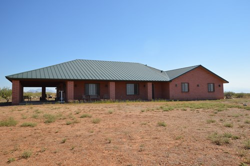 Ranch on the Willcox Bench 146 + Acres