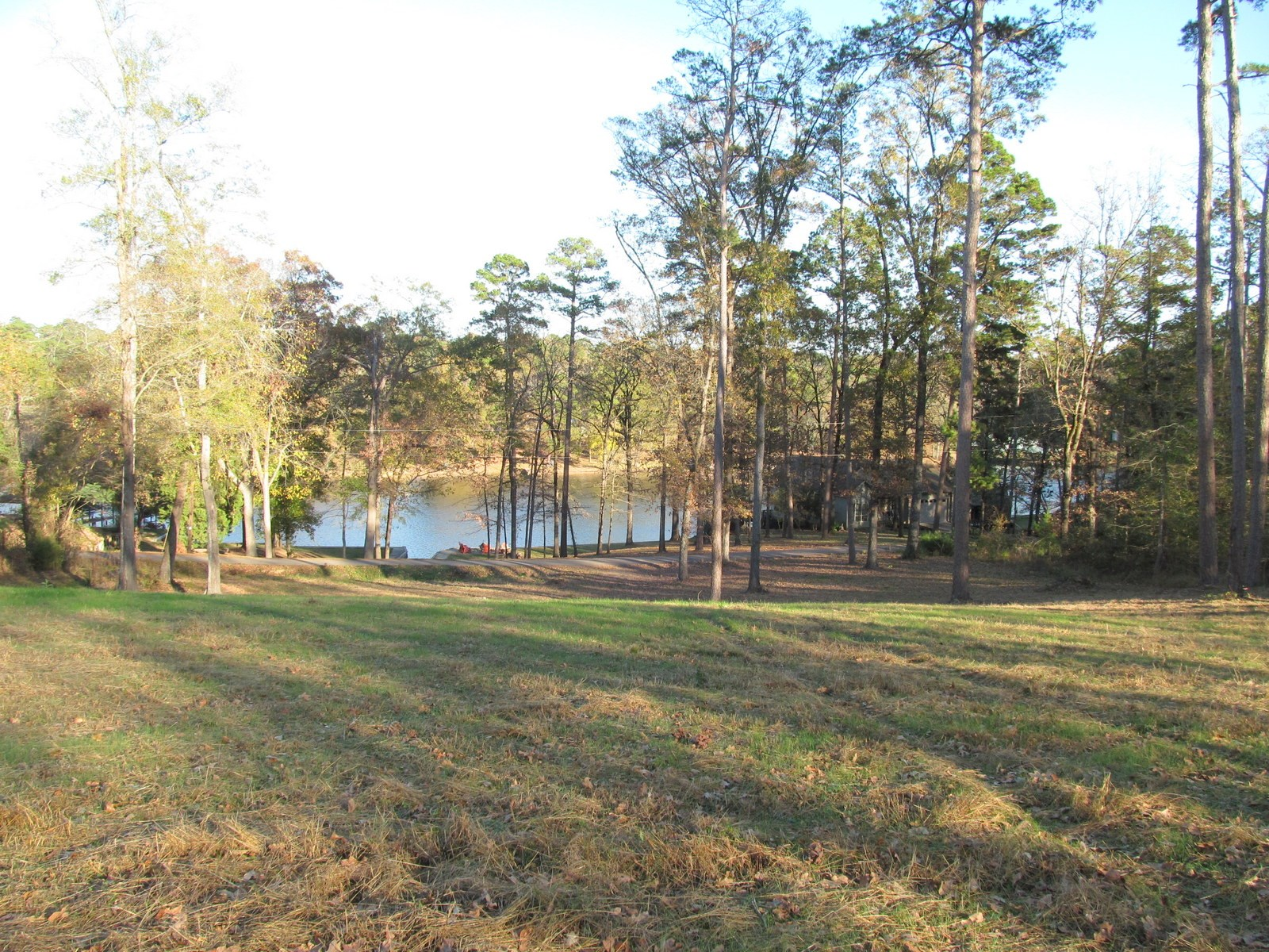 CYPRESS SPRINGS LAKE - 1 ACRE LOT - SCROGGINS, TX - EAST, TX
