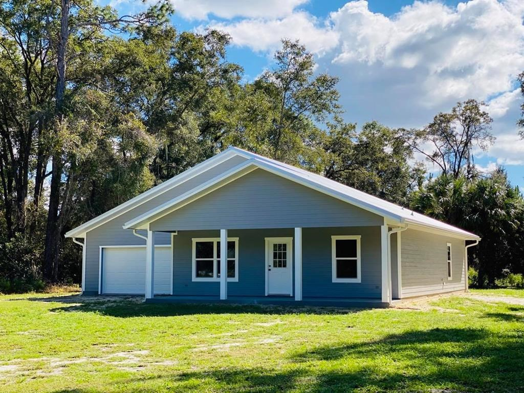 Brand New Home in Spanish Trace Subdivision in Chiefland, FL