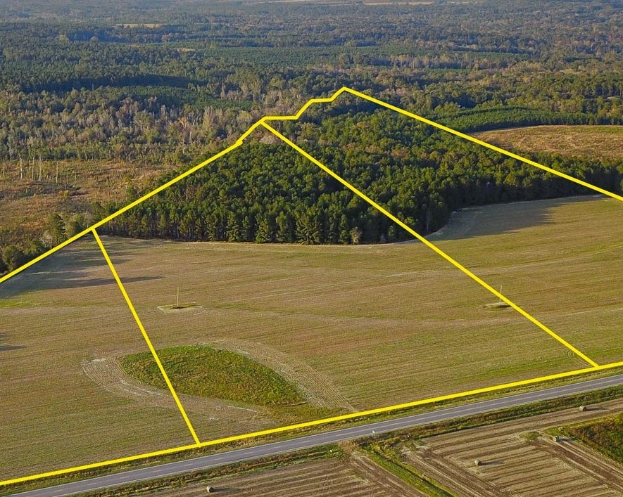 25 Acres for sale E Highway 52, Columbia, Alabama