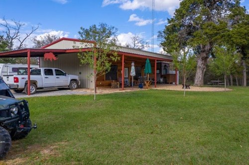 Country Home on 80 Acres - Marquez, TX - Leon County TX