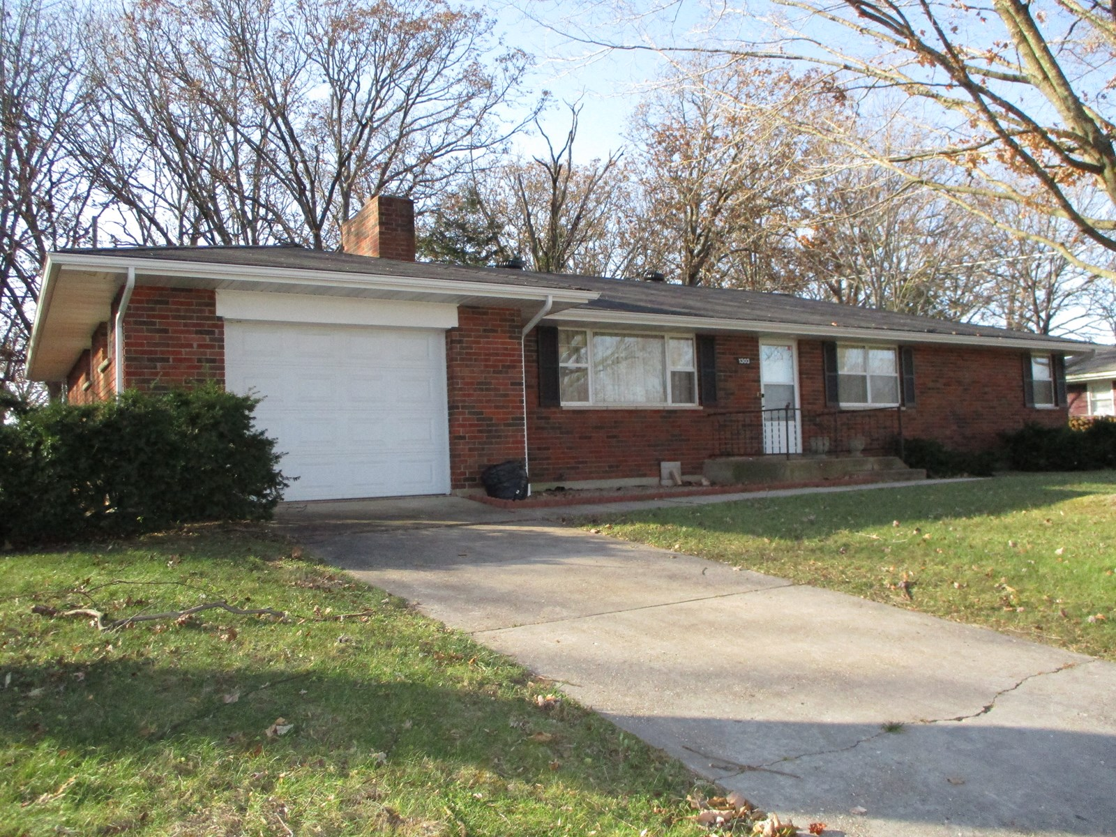 3 bedroom home move in ready in Salem!