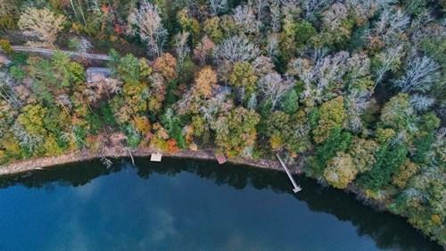 42 Acres Smith Lake Winston County Alabama