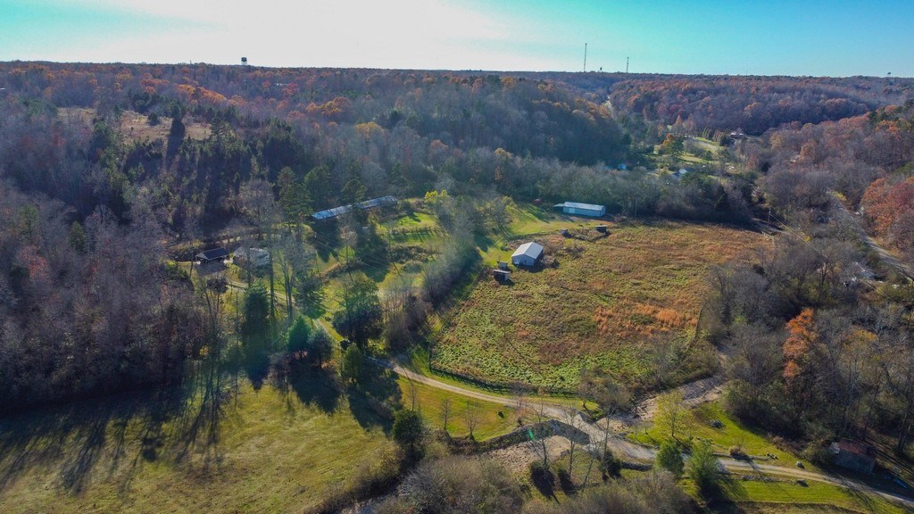 Farming and Equine Property for Sale in Hohenwald, TN