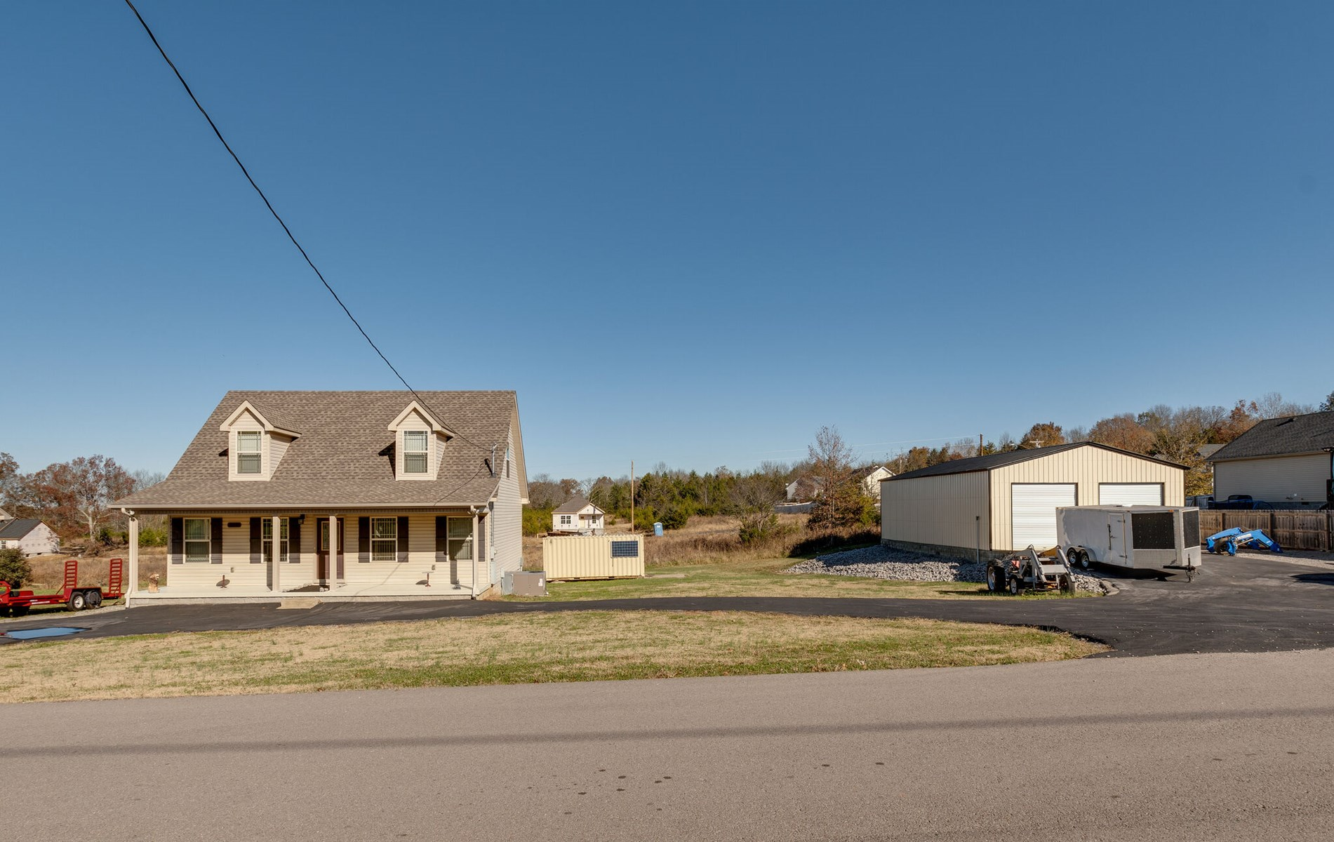 Home in Town for Sale in Lewisburg, Tennessee