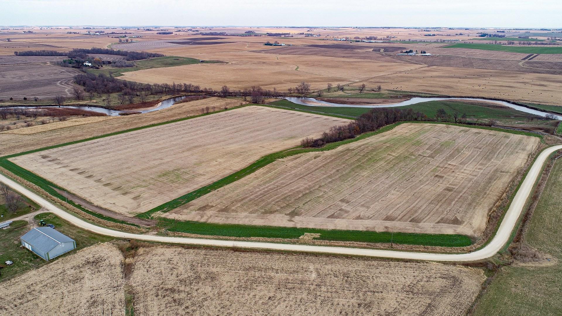 Farm Land for Sale Anamosa, Iowa
