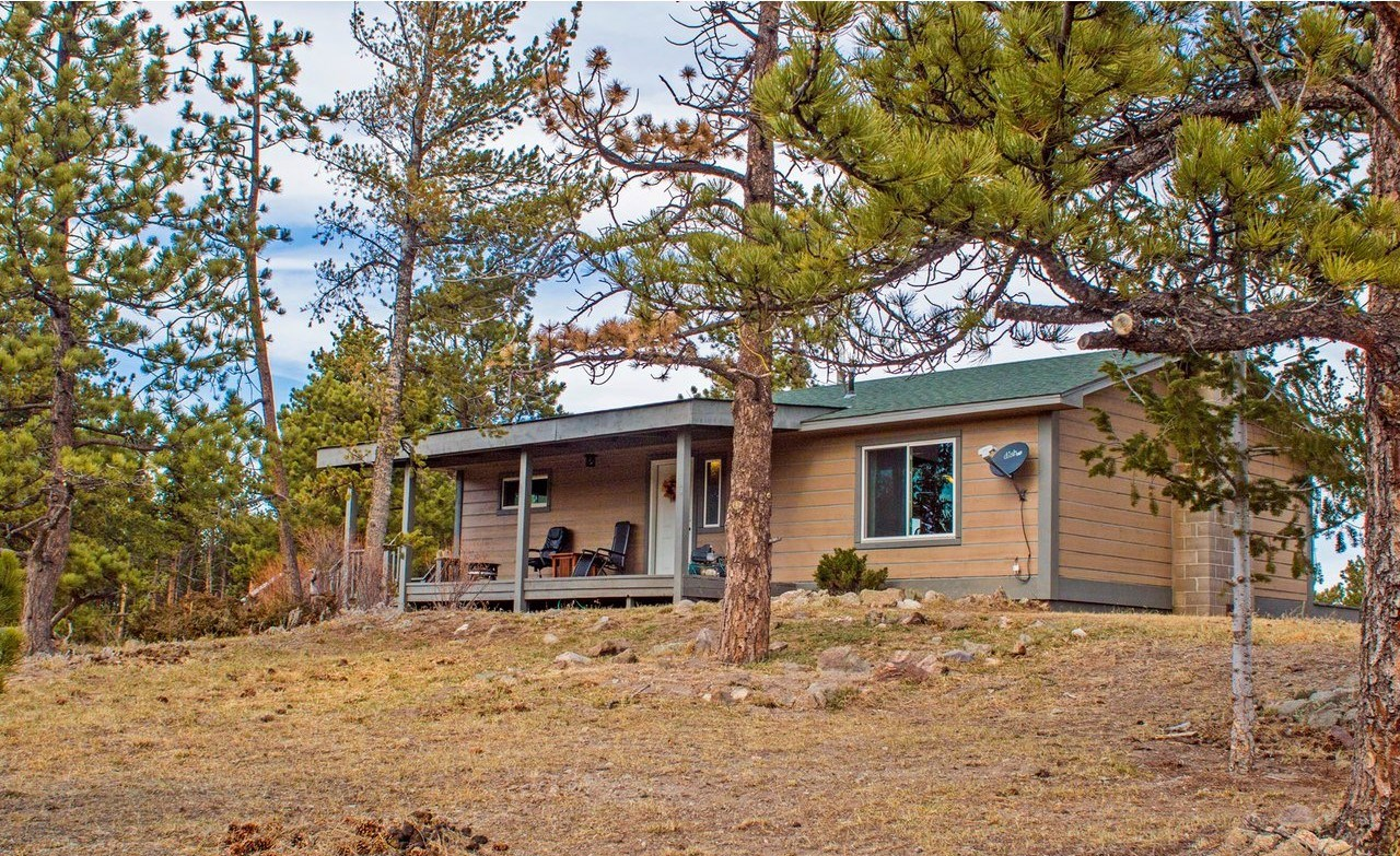Opportunity to Own a Mountain Cabin Close to Parvin Lake