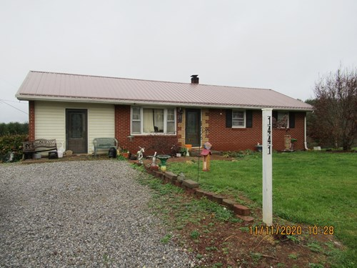 Investment Property for Sale in Indian Valley VA!