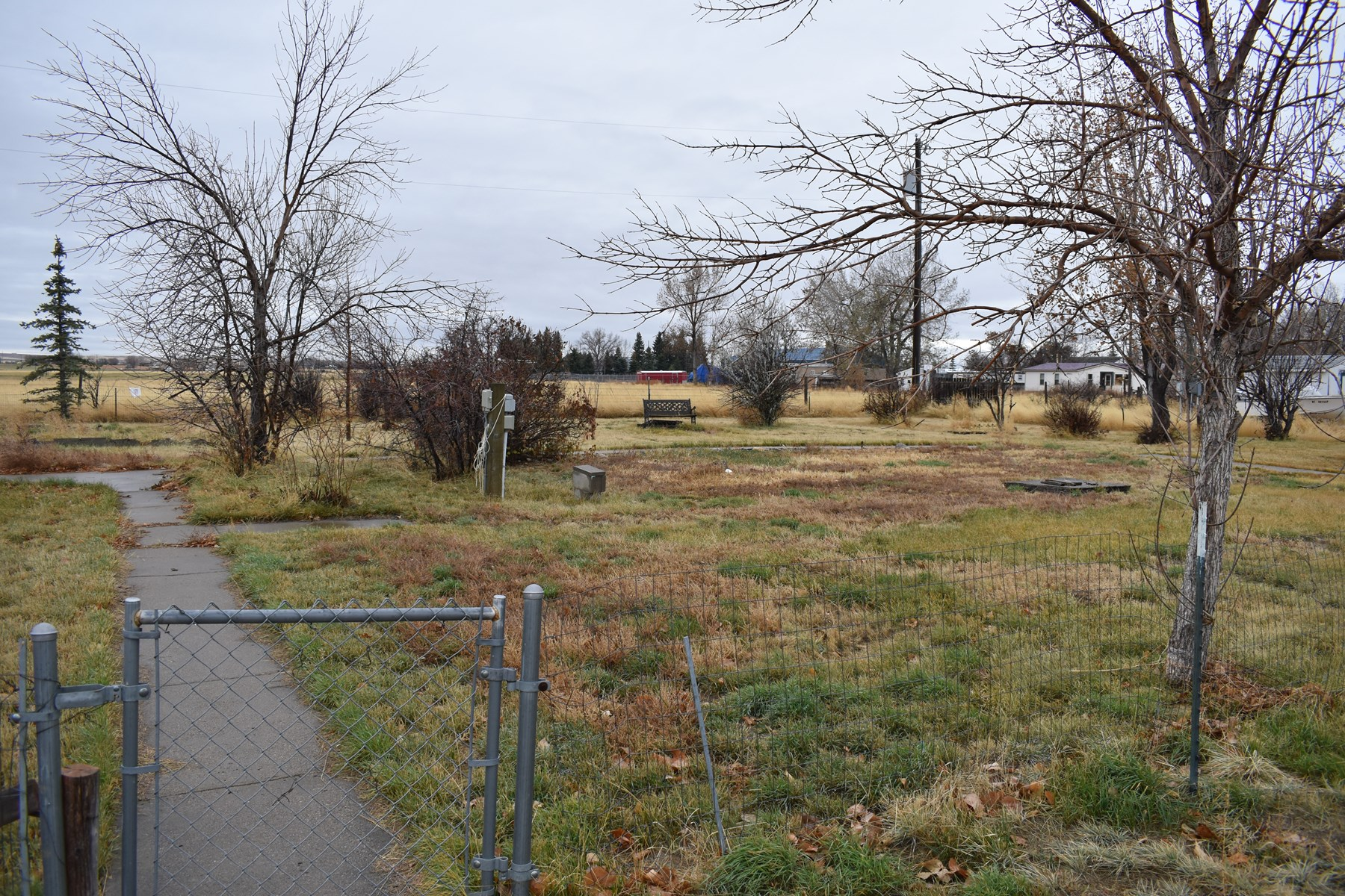 Building lot for sale, lot in Conrad< MT