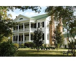 Circa 1835 Plantation Home on 50.76 Acres in South Carolina